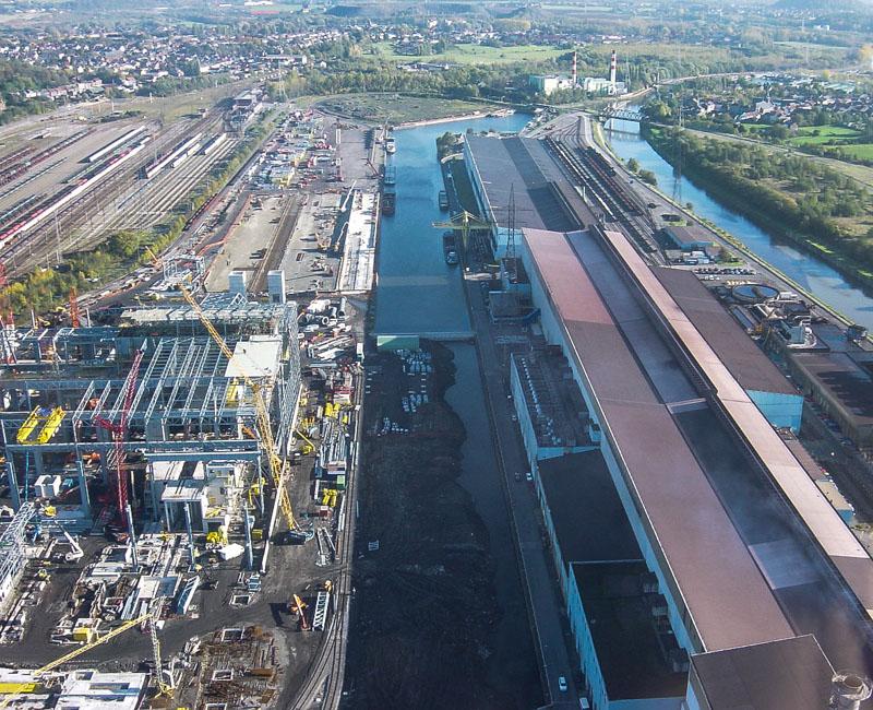 Gk-Spezialtiefbau-Stahlwerk