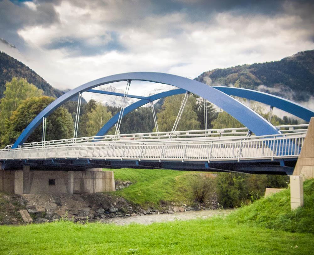 GK-Brückenbau-Stahlbogenbruecke